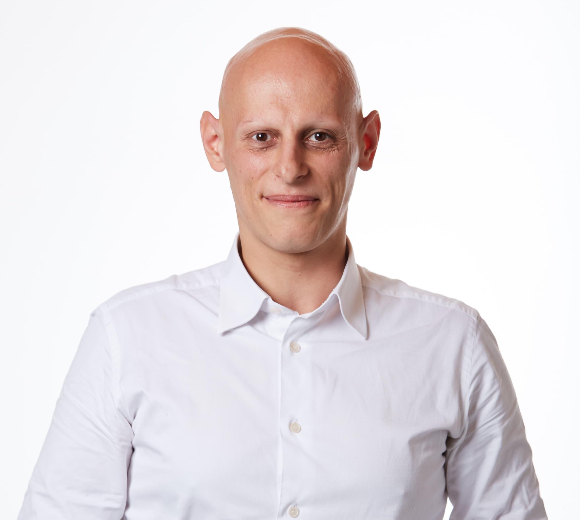 Alessio Pomaro, Head of SEO, Head of Voice Technology e AI Conversation Designer.