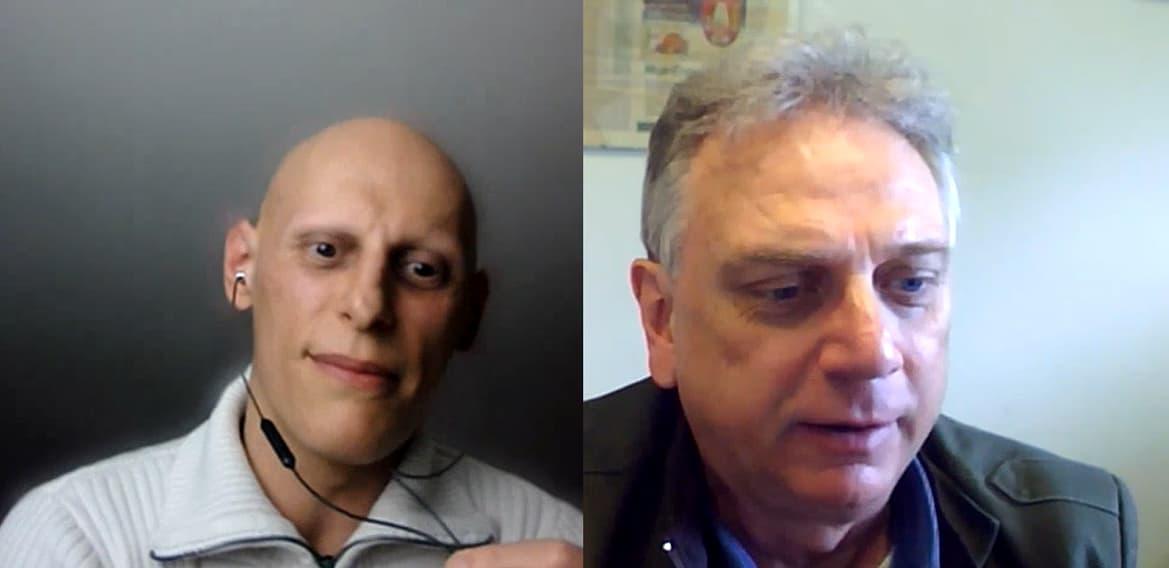 Un'intervista su Voice Technology e salute con Giovanni Saggio
