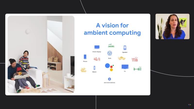 Il concetto di Ambient Computing - Google I/O 2021