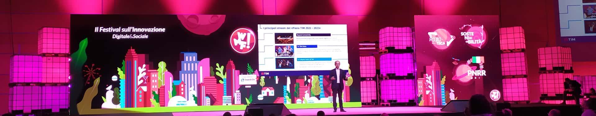 Web Marketing Festival 2021 - Main Stage